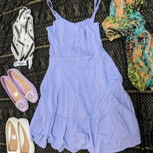 Lavender Summer Dress